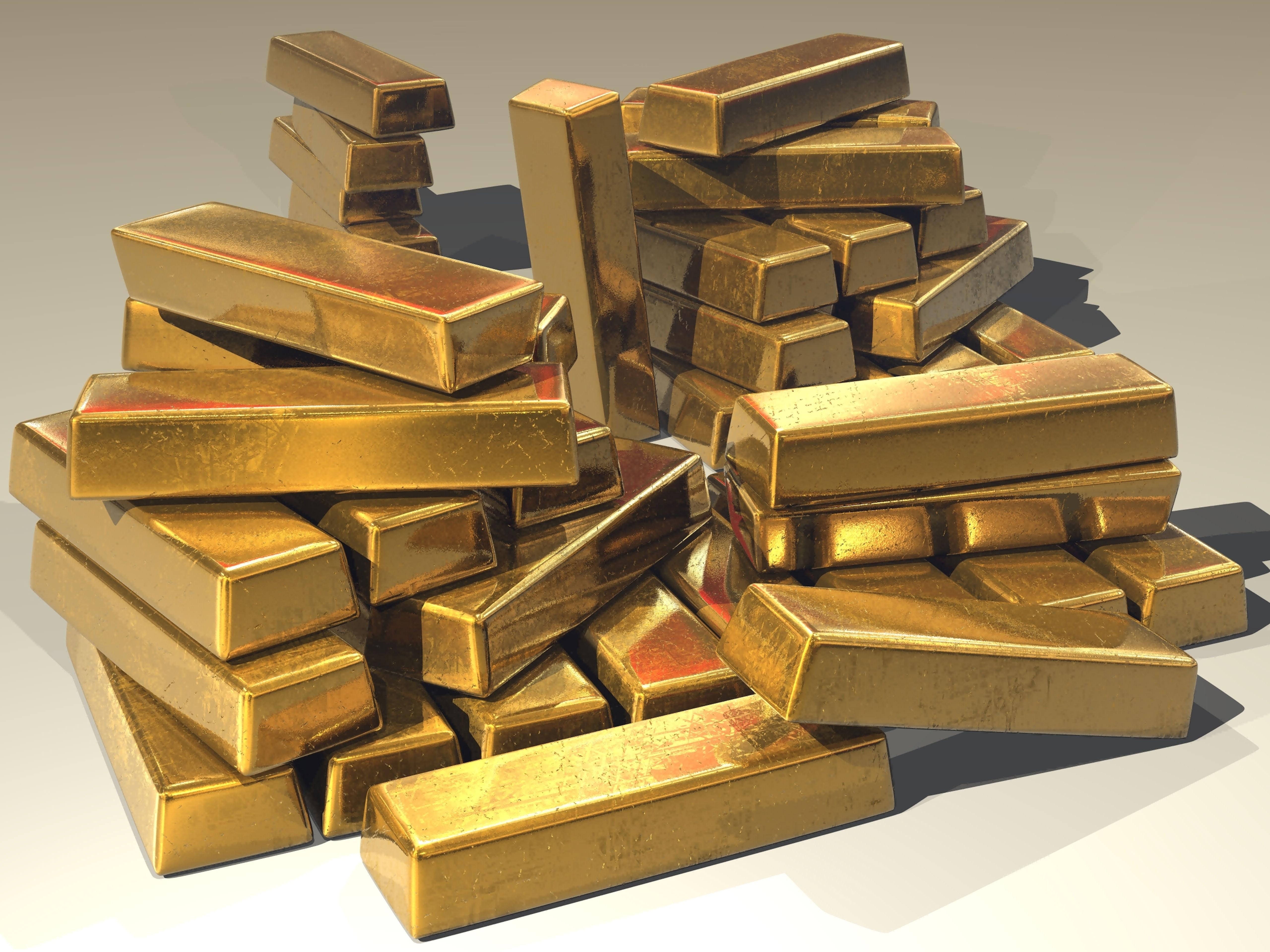 Złoto rekordowo drogie, ale nie dla wszystkich
